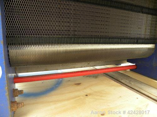 Used- Alfa Laval Thermal Plate Exchanger, 1741.8 square feet, Model M15-BFG