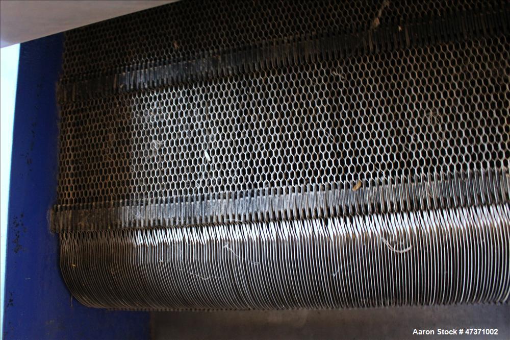 Used- Alfa Laval Thermal Plate Exchanger, 1200.82 Square Feet, Model M15-BFG.