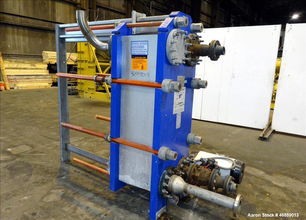 Used- Alfa Laval Thermal Plate Heat Exchanger
