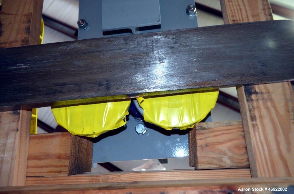 Unused- APV Paraflow Plate Heat Exchanger