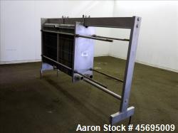 Used- GEA Ahlborn GMBH Varitherm Plate Heat Exchanger, Model VT20 L0CIN