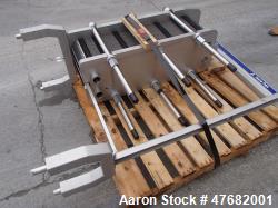 Tetra-Pak Plate Heat Exchanger, Model C6-SR/SH. Plates with parallel flow. Design pressure: 300 PSI...