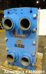 Used- Tranter/Dover Superchanger Plate Heat Exchagner, Model GCP-060-M-5-UP-114