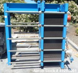 Used- Tranter Superchanger Plate Heat Exchanger