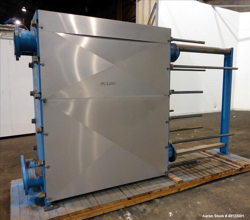 Unused- Superchanger, 3206.8 Square Feet, Model UXP-400-H-6-UP-394