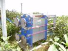 Unused- Alfa Laval Model TM10-BFG Alfa Rexplate Heat Exchangers. Heat transfer area of 497.7 square feet. Each unit consists...