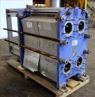 Unused- Alfa Laval Plate Type Heat Exchanger, Model TS20-MFG, 755.5 Square Feet