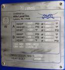 Unused- Alfa Laval Compabloc Heat Exchanger