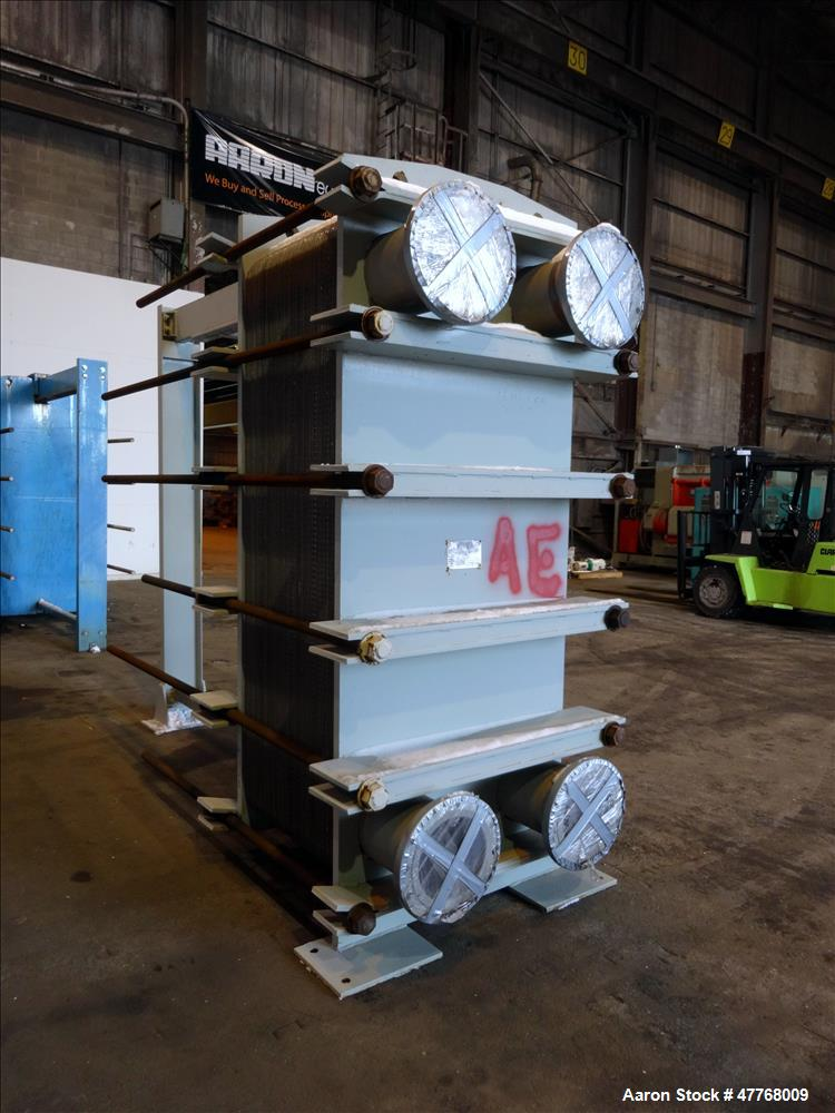 Used Tranter Superchanger Plate Heat Exchanger