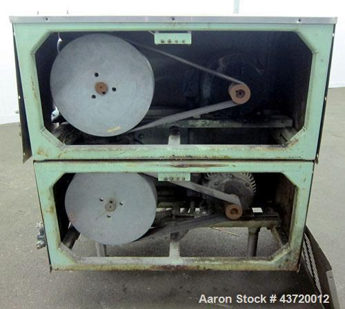 Used- Stainless Steel Cherry Burrell Thermutator Scraped Surface Heat Exchanger,