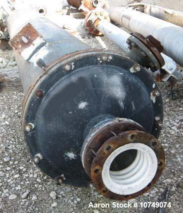 Used-Astro Heat Exchanger, shell and tube
