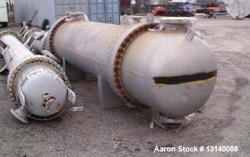 Unused- Southern Heat Exchanger Corp. Tube Heat Exchanger
