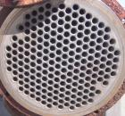 Used- Astro Metallurgical Single Pass Shell and Tube Heat Exchanger, 183 Square Feet, Vertical. Carbon steel shell rated 150...