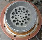 USED: Carbone Lorrain graphite heat exchanger, approximately 90 square feet. carbon steel shell and heads, model PBC13-4thu-...