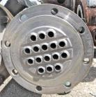 Used-Carbon Steel Fabsco Heat Exchanger, shell and tube