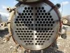 Used- Perry Products Shell & Tube Heat Exchanger, 320 Square Feet, Model FTSX-14