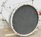 Used- Union Carbide Vertical Shell and Tube Heat Exchanger, 7,627 square feet