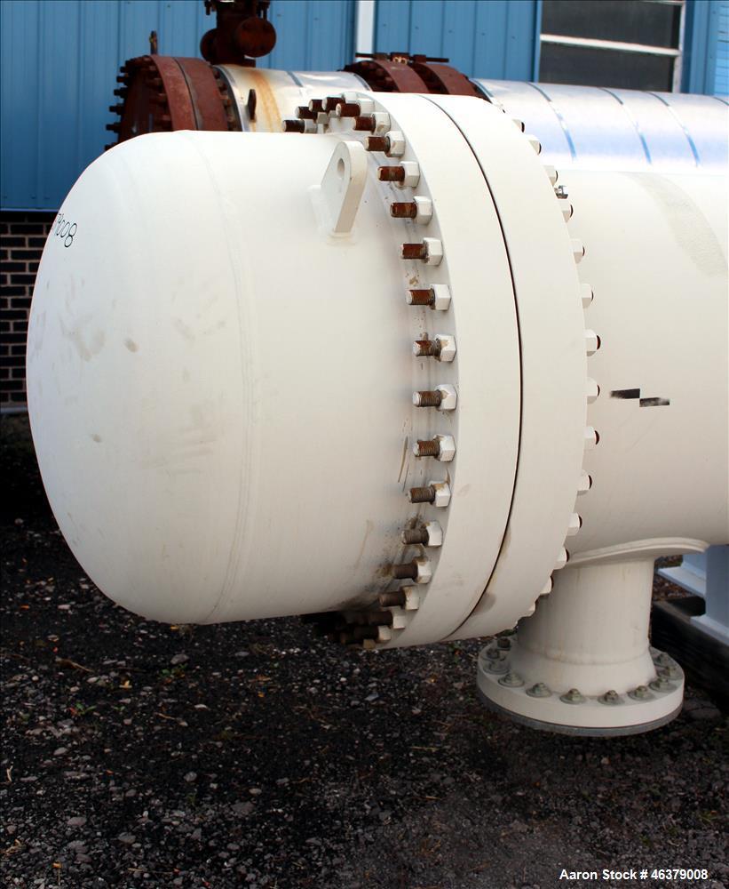 Unused Heat Exchanger, 2,250 sq. ft.  Horizontal