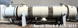 Unused Shell and Tube Heat Exchanger, 6,740 sq. ft. Horizontal