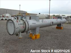 Unused- Ilsung Corporation 4 Pass U Tube Shell & Tube Heat Exchanger, Approximat