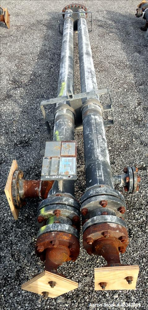 Used-Nitram Energy Inc Heat exchanger