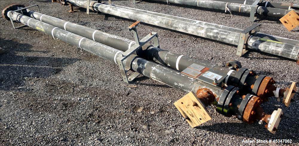 Used- Nitram Energy Inc. Heat Exchanger