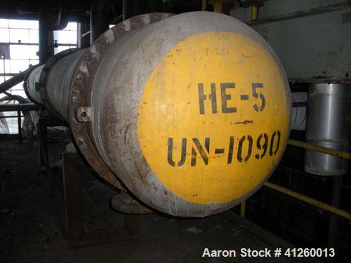 Used-Heat Exchanger, No Tag - Missing Head     TO BE VOIDED