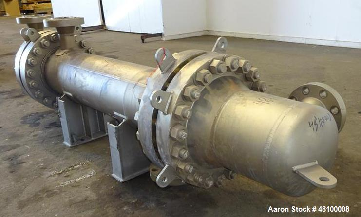 Used- ADM Stainless Inc. Heat Exchanger, Model HX.