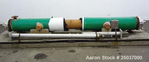 Used- Baeuerle & Morris Shell & Tube Heat Exchanger