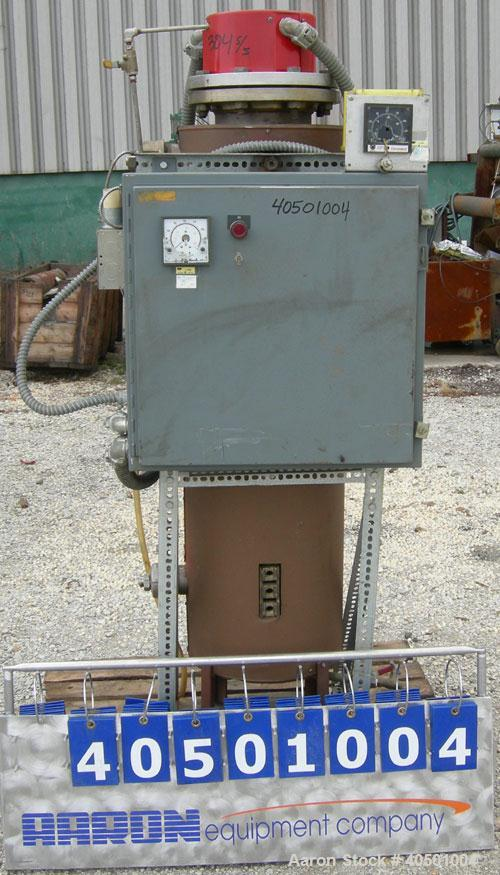 Used- Chromalox Circulation Heater, Model NWH-180015SSXX. 3/480 volt, 100 kw. Designed for clean water applications. Model T...