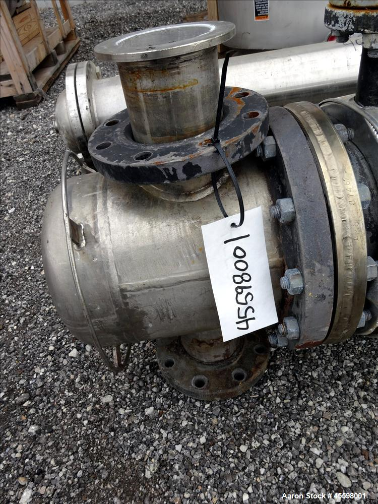 Used- Doyle & Roth Heat Exchanger 53 Square Feet