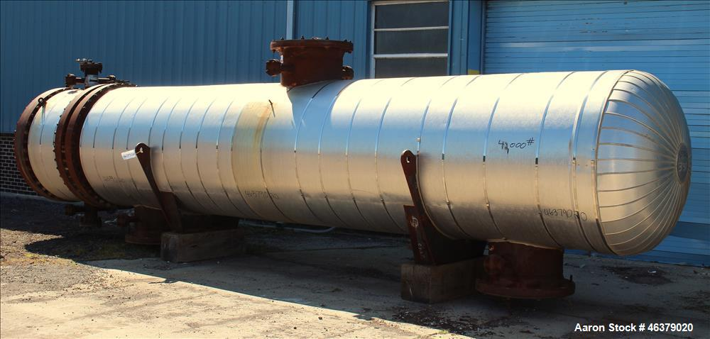 Unused- Exchanger Industries Shell and Tube Heat Exchanger