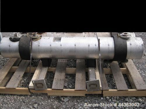 Used- Ketema Shell and Tube Heat Exchanger