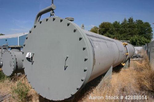 Unused- Horizontal Melter S.A. de C.V. 2 Pass Shell & Tube Heat Exchanger, 5184 Square Feet, Type NEN