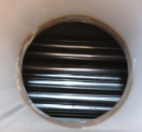 Unused- Mueller U Tube Shell & Tube Heat Exchanger, 31 Square Feet, Horizontal. Tema Type BKU, Tema Size 6/12-120, Tema Clas...