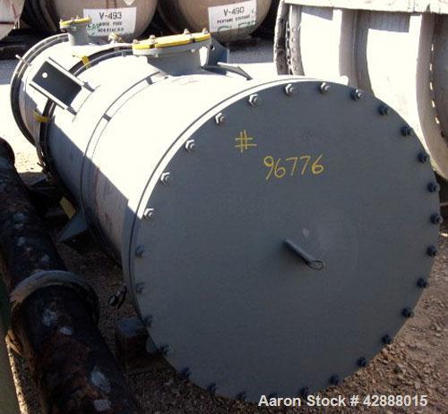 Unused- Vertical Melter S.A. de C.V. Single Pass Shell & Tube Heat Exchanger, 2435 Square Feet, Type NEN