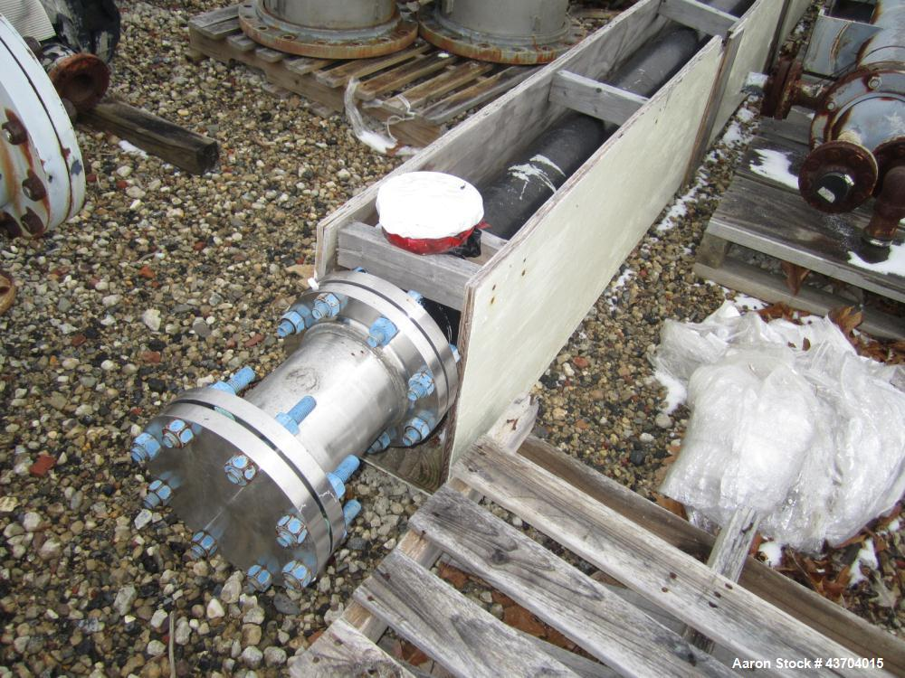 Used- Perry Products Shell & Tube Heat Exchanger, 70 Square Feet, Model FTSX-6-70