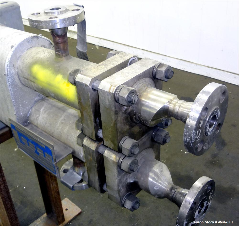 Used- Stainless Steel Hairpin exchanger