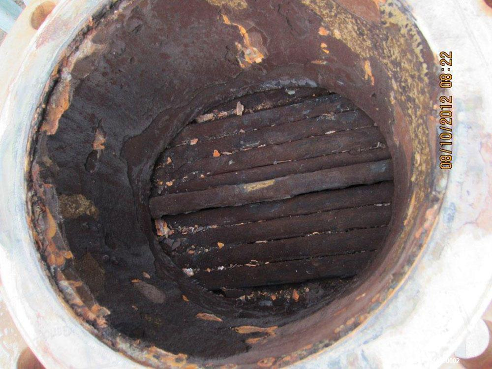 Used- Southern Heat Exchanger Multiple Pass Shell & Tube Heat Exchanger