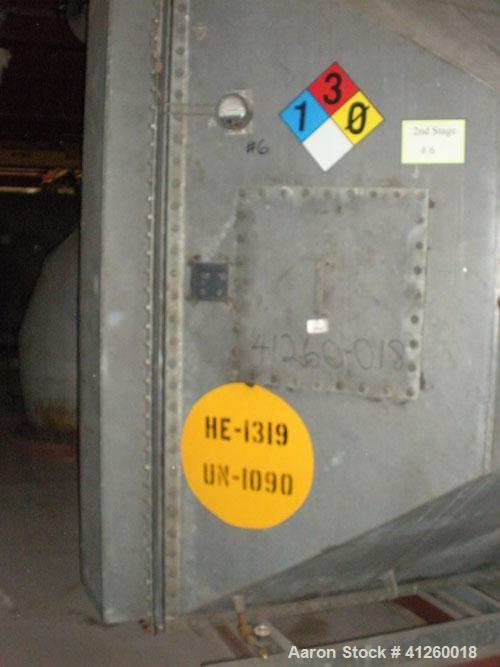 Used-Thermotech Heater, tube only, 60 psi @ 200 deg F, A NO. 2704179