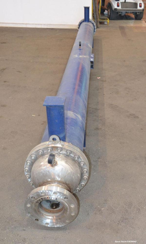 Unused- Chil-Con Products Single Pass Shell and Tube Heat Exchanger