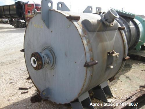 Used-Alfa Laval Heat Exchanger, Shell and Tube, Quench/Extracto