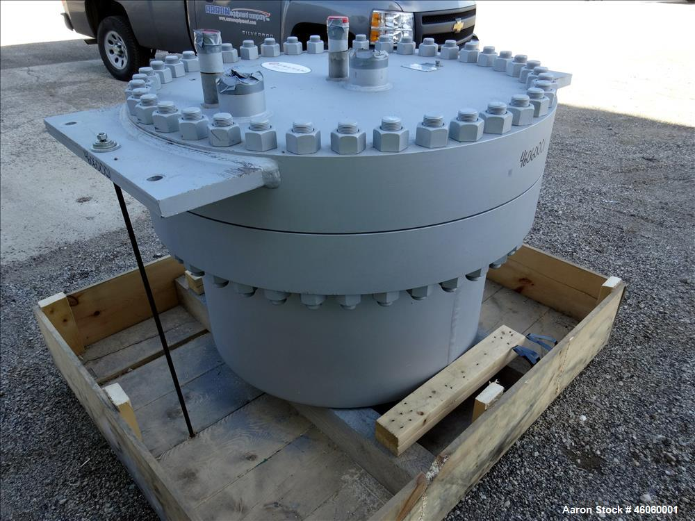 Unused- Graham Corporation Spiral Heliflow Heat Exchanger