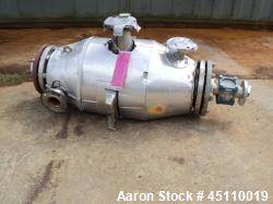 Used: Stainless Steel Alfa Laval Spiral Heat Exchanger