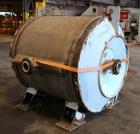Used- Alfa Laval Thermal Horizontal Spiral Heat Exchanger, Model 1H