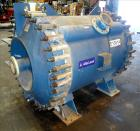 Used- 1,080 Square Feet Alfa Laval Spiral Heat Exchanger.