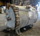 Used- 2,400 Square Feet Alfa Laval Spiral Heat Exchanger