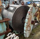 Used- Stainless Steel American Heat Reclaiming Horizontal Spiral Heat Exchanger, Type 1H