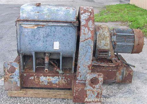 Used- Gaulin Homogenizer, Model 21101005P18TPS, Stainless Steel. Capacity 2110/1005 gallons per hour. Operating pressure of ...