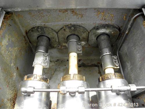 Used- APV Rannie 37 Homogenizer, Model R30.81